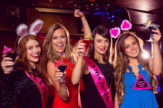 Party Shop in Bath - Hen Parties